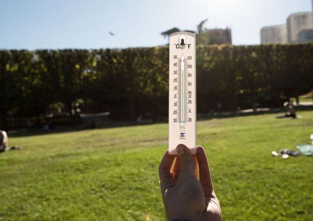 Температурный рекорд за всю историю наблюдений был установлен в Краснодарской области